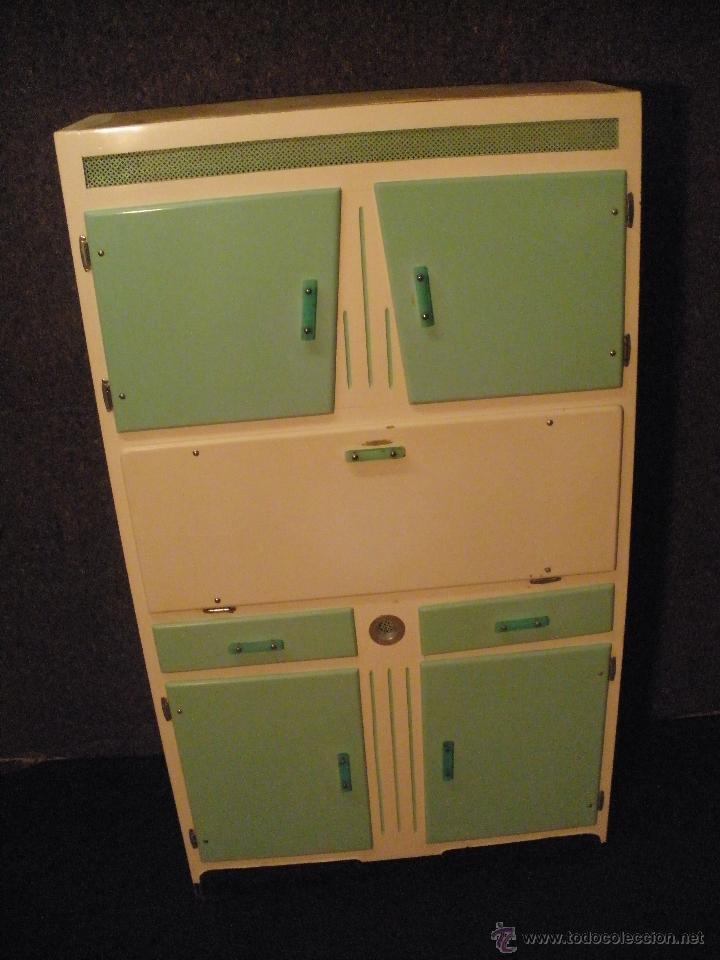 mueble de cocina años 60- - Comprar Muebles vintage en todocoleccion ...