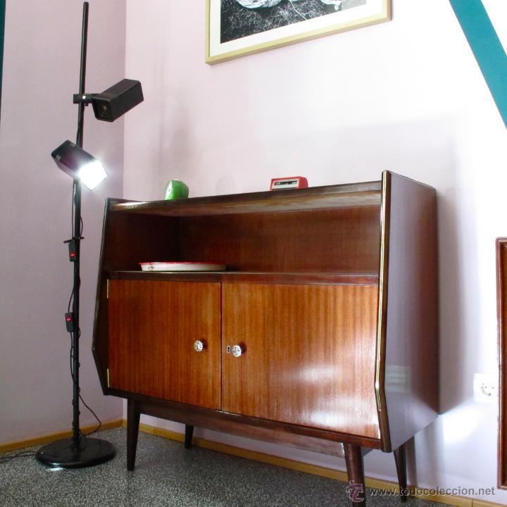 Aparador Vintage Nordico ~ aparador antiguo vintage nordico escandinavo da Comprar Muebles vintage en todocoleccion