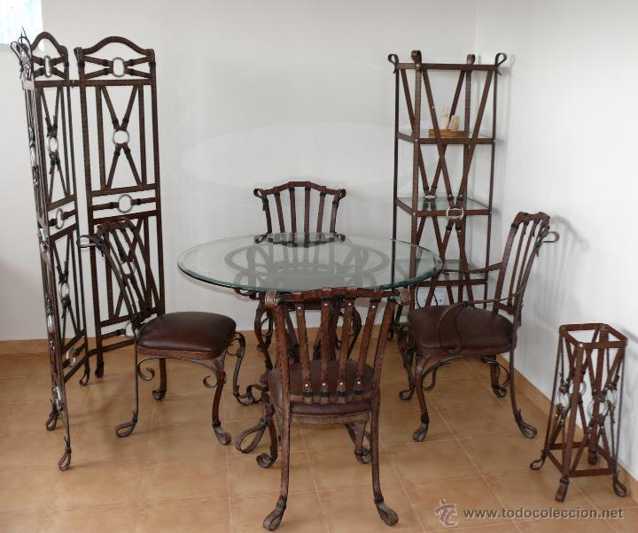 Estanterias para comedor decoracion repisas flotantes estantera zig zag estantera zig zag - Muebles de forja ...