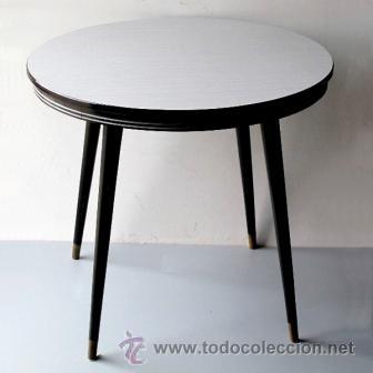 mesa formica comedor retro vintage shabby chic - Comprar Muebles ...