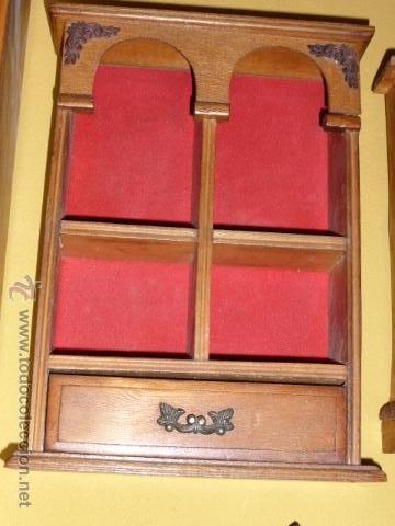 Expositor vitrina o armario de pared para mini comprar - Vitrinas para miniaturas ...