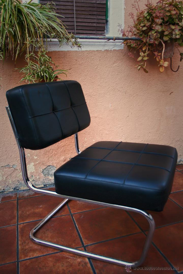 Sillon butaca estilo barcelona transporte grat comprar for Transporte de muebles barcelona