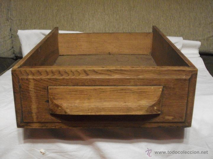 Cajones cajon de mesa de despacho antiguo comprar - Cajones de madera antiguos ...