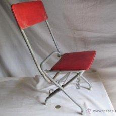 Vintage: SILLA PLEGABLE. Lote 42541455