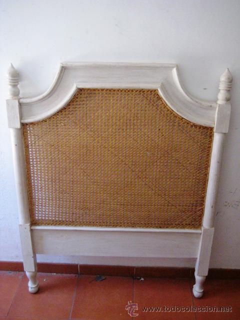 Cabecero de cama modelo colonial envio inclui comprar for Envio de muebles