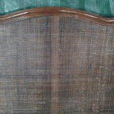 Vintage: CABECERO CAMA A ESTRENAR. Lote 173367277