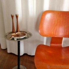 Vintage: MESA AUXILIAR - VELADOR. Lote 45501228