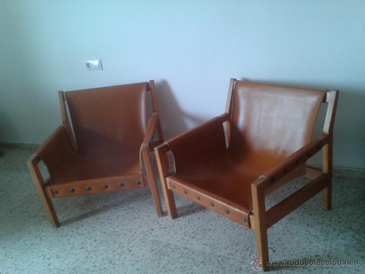 Sillones butacas dise o nordico retro vintang comprar for Butaca diseno online