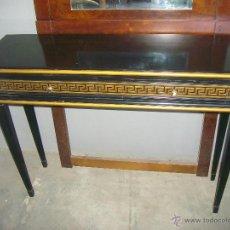 Vintage: MUEBLE RECIBIDOR. Lote 45681508