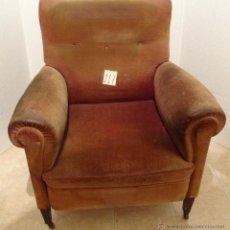 Vintage: BUTACA AÑOS 70, 6000-117. Lote 58388902