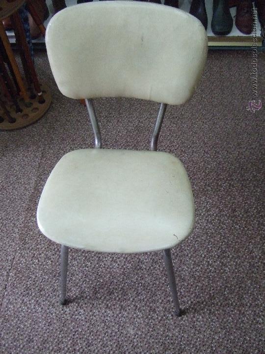 silla antigua cocina - Comprar Muebles vintage en todocoleccion ...