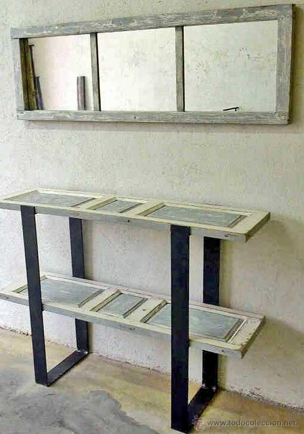 mueble o estantería diseño industrial vintage - comprar muebles ... - Muebles De Diseno Vintage