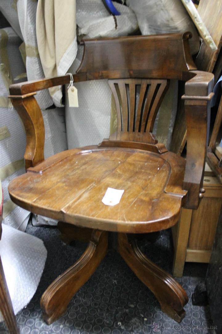 Silla giratoria tipo thonet comprar muebles vintage en - Muebles tipo vintage ...