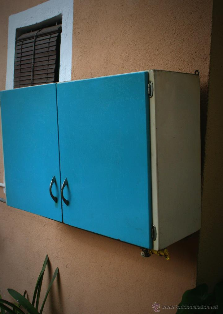 alacena fresquera antiguo mueble cocina pared c - Comprar Muebles ...