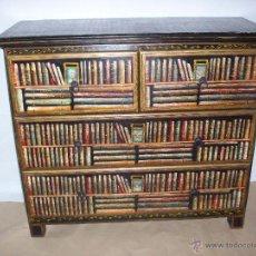 Vintage: COMODA PINTADA. Lote 46663890