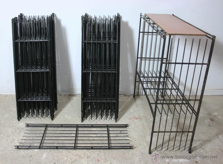 Bastidor balda met lica para estanter a modul comprar - Estanterias modulares metalicas ...