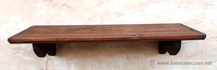 Balda de madera de 90 cm repisa mueble mue36 vendido en venta directa 75228689 - Balda de madera ...