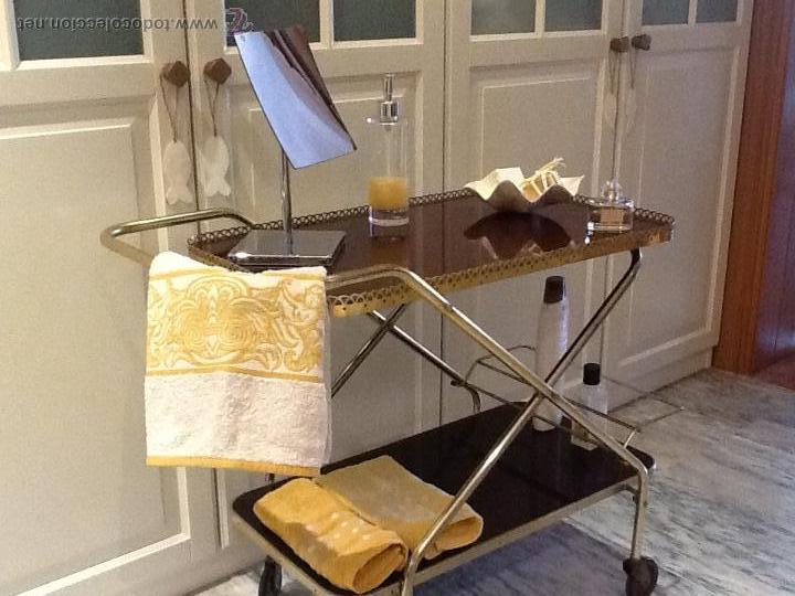 Carrito camarera comprar muebles vintage en todocoleccion 47335278 - Carrito camarera vintage ...