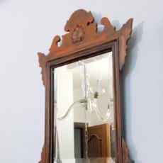 Vintage: ESPEJO BISELADO. Lote 47914491