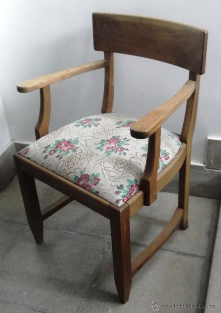 Recogida Muebles Reto : Bonita butaca para tapizar vintage solo recog comprar