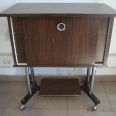 Vintage: MUEBLE BAR FORMICA AÑOS 60. Lote 48288505