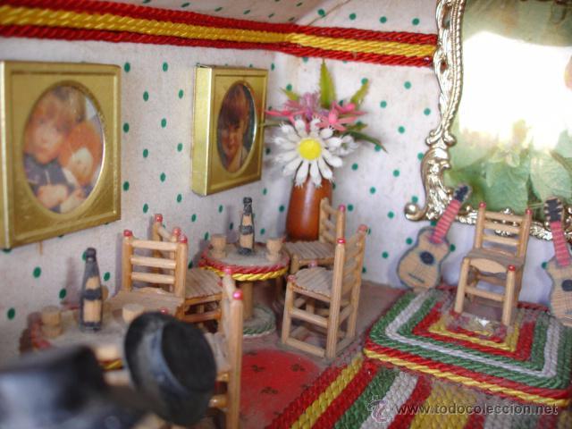 Caseta feria sevilla con mobiliario y mu ecos comprar - Mobiliario vintage sevilla ...