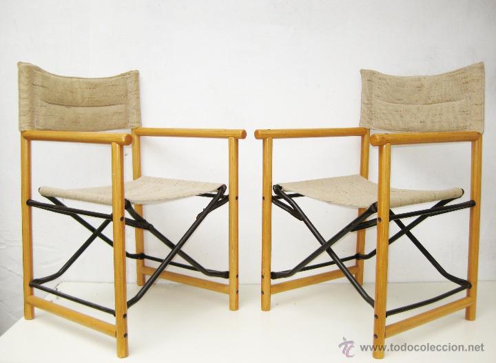 Preciosas sillas vintage a os 60 dise o espa ol comprar - Sillas anos 60 ...