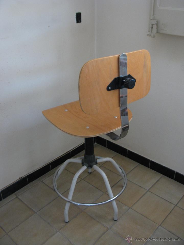 Pareja de sillas de arquitecto comprar muebles vintage - Muebles igualada ...