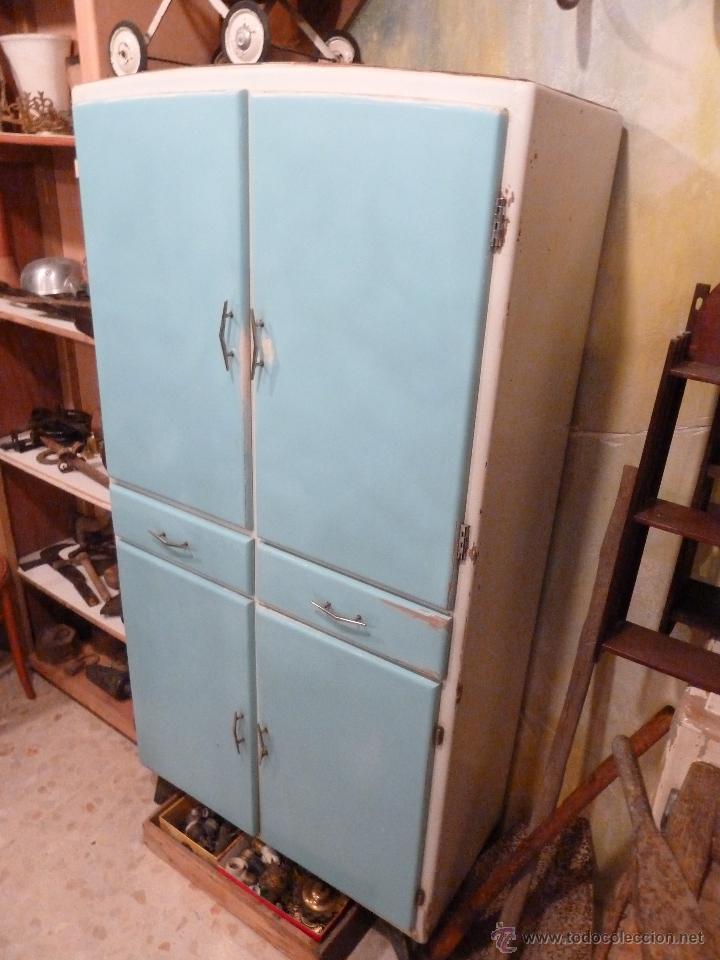 armario de cocina o alacena retro vintage vintage muebles