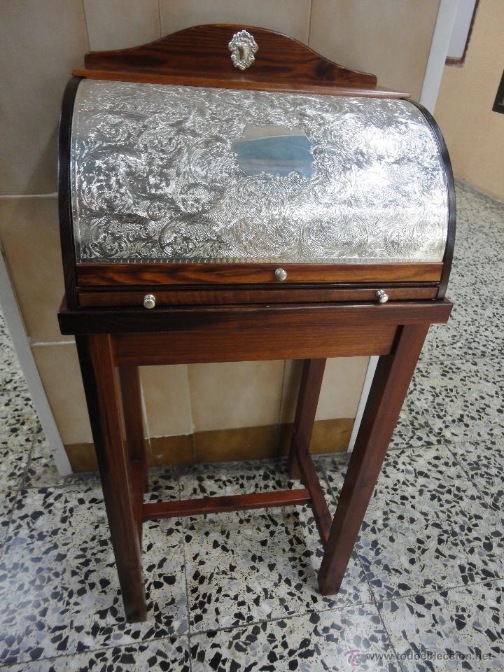 Mueble secreter de se ora comprar muebles vintage en todocoleccion 49674419 - Mueble secreter ...
