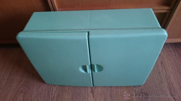 Bonito mueble de ba o de los a os 50 39 s fabricad comprar for Muebles vintage zaragoza
