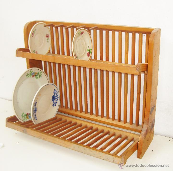 mueble platero vintage pino tono miel ideal coc comprar