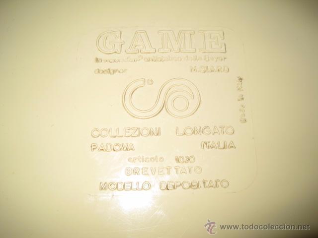 Vintage: MESA GAME - MARCELLO SIARD - COLECCIÓN LONGATO - PADOVA ITALIA - MUEBLE BAR - BOTELLERO - AÑOS 60-70 - Foto 17 - 99497567