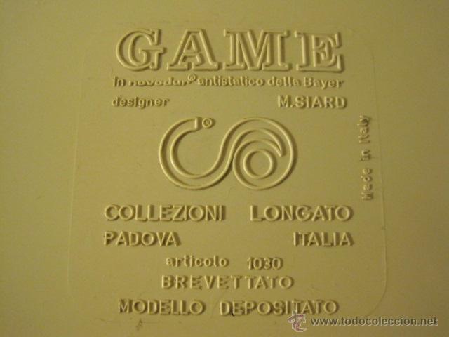 Vintage: MESA GAME - MARCELLO SIARD - COLECCIÓN LONGATO - PADOVA ITALIA - MUEBLE BAR - BOTELLERO - AÑOS 60-70 - Foto 18 - 99497567