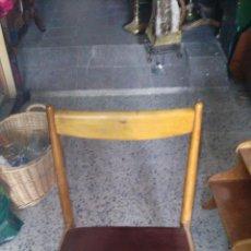 Vintage: PAREJA DE SILLAS VINTAGE. Lote 51107861