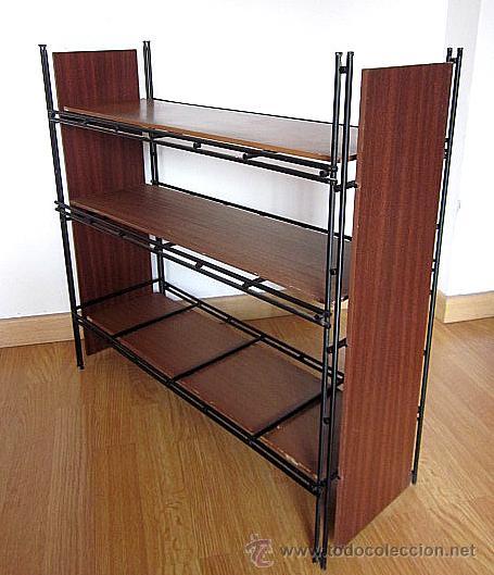 Muebles estanterias modulares elegant estantera modular con cartn reciclado dany gilles with Muebles estanterias modulares