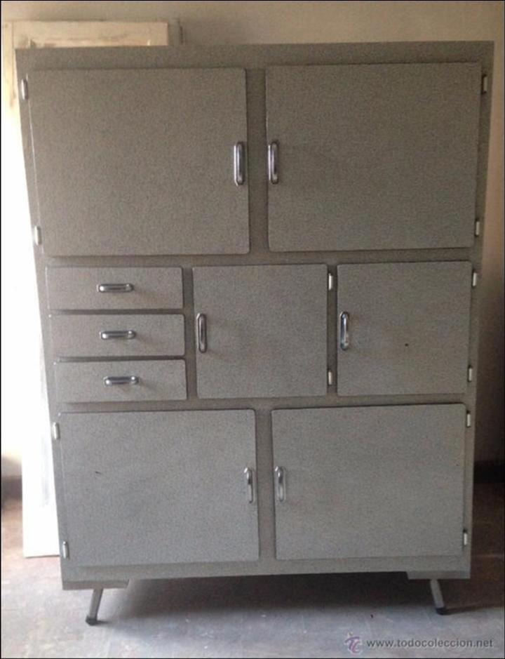 Comprar Muebles De Cocina : Mueble fórmica cocina vintage comprar muebles en
