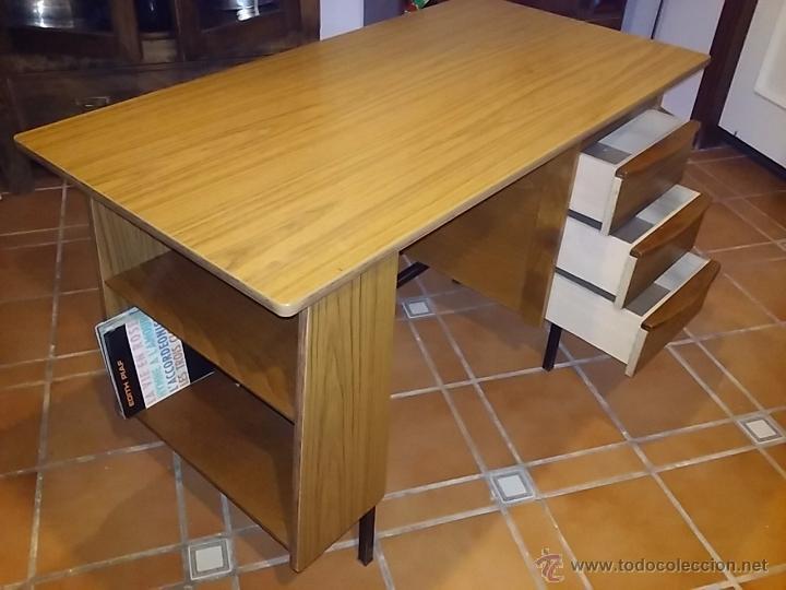 Original y funcional buro escritorio de formica comprar - Muebles de formica ...