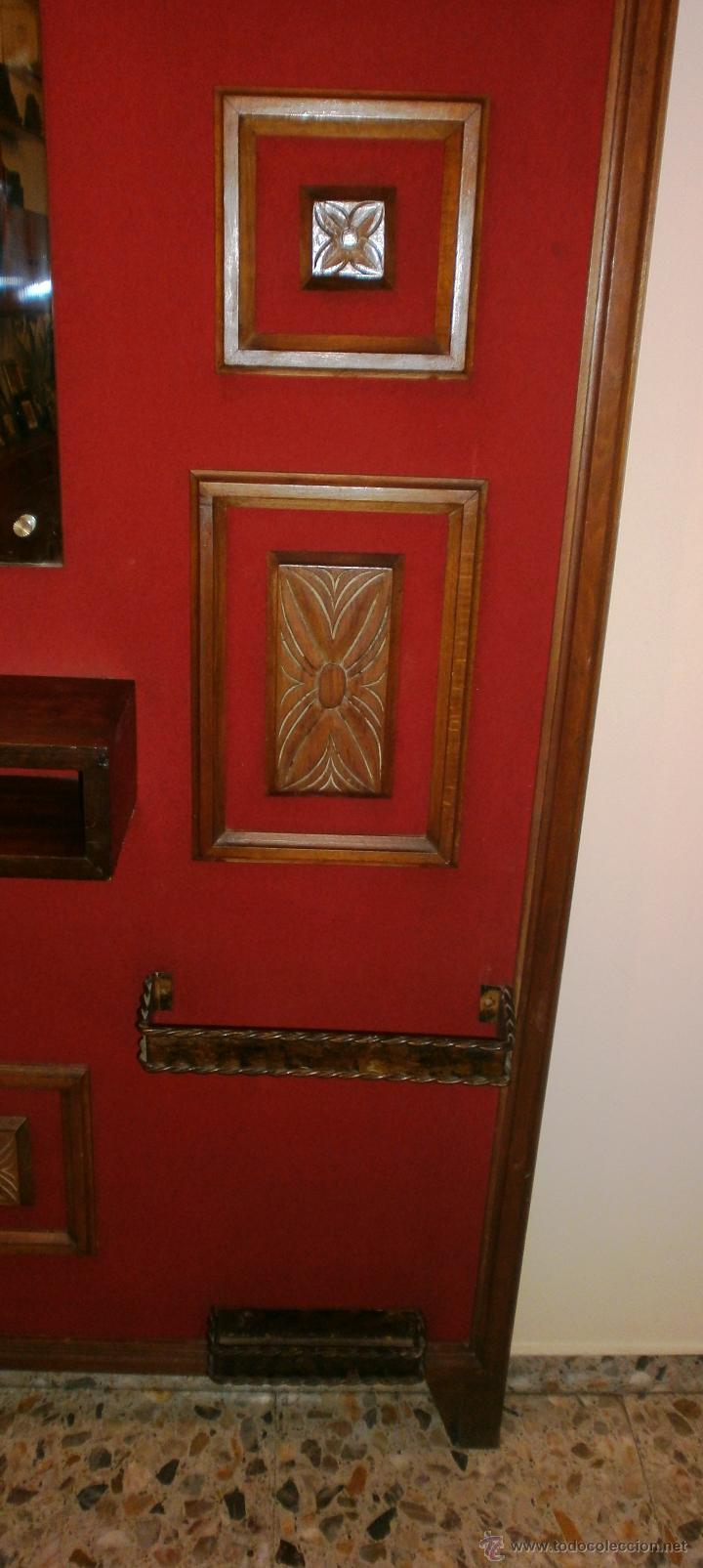 Vintage: Mueble retro recibidor o entrada ambiente rústico y/o montaña - Foto 8 - 52310969