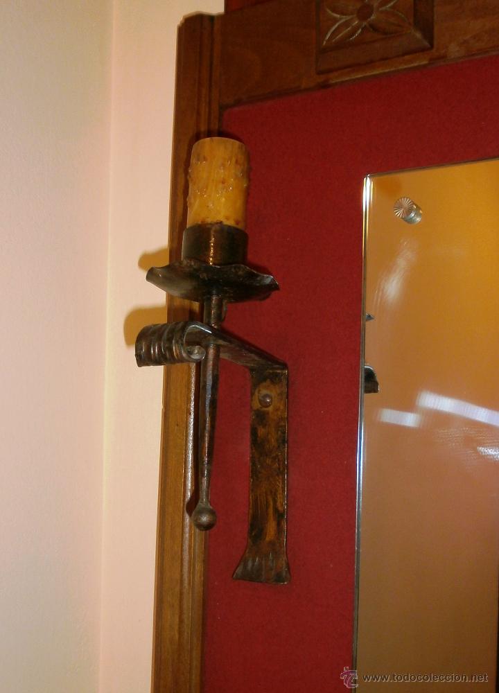 Vintage: Mueble retro recibidor o entrada ambiente rústico y/o montaña - Foto 10 - 52310969