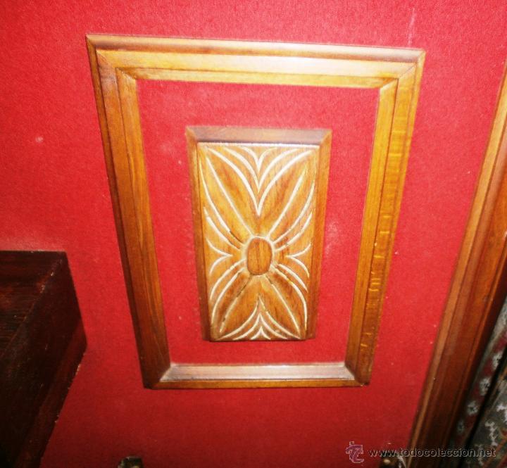 Vintage: Mueble retro recibidor o entrada ambiente rústico y/o montaña - Foto 11 - 52310969