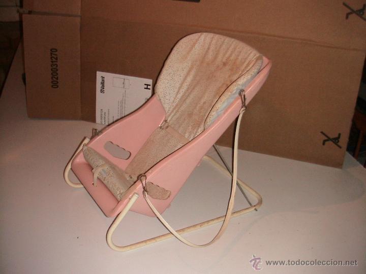 antigua silla de bebe.años 70.porta bebe.silla - Comprar Muebles ...