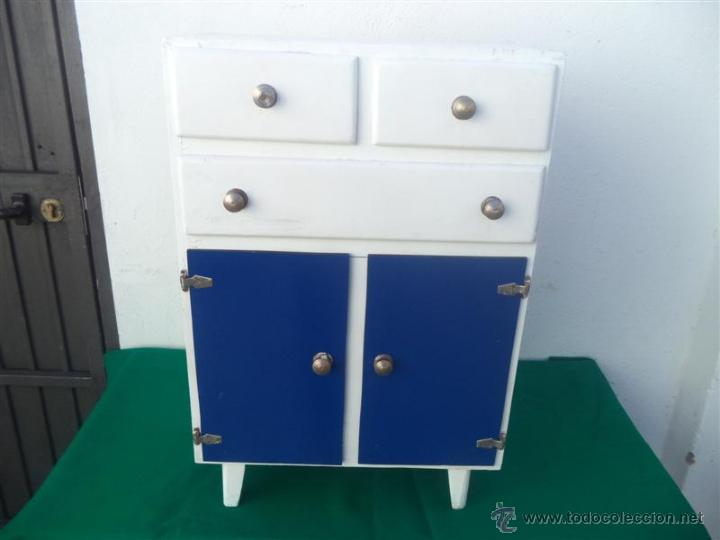 pequeño mueble de cocina - Comprar Muebles vintage en todocoleccion ...