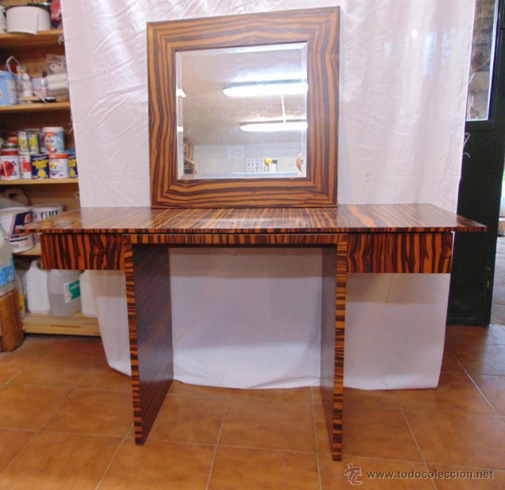 Mesa de despacho de dise o comprar muebles vintage en for Muebles despacho diseno