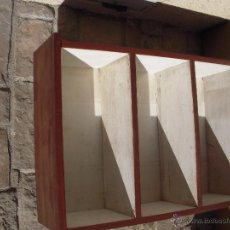 Vintage: MUEBLE ESTANTERIA IDEAL PARA DECORACIÓN INDUSTRIAL. Lote 53771081