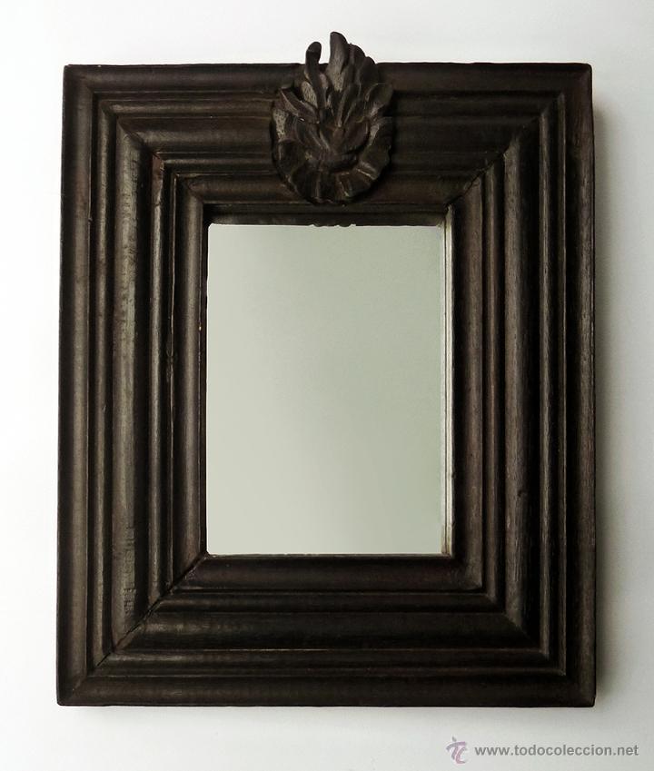 magnífico espejo étnico vintage de indonesia ma - Comprar Muebles ...