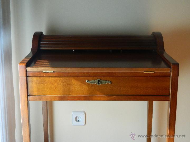 Bonito escritorio bur cerezo comprar muebles vintage en - Muebles vintage sevilla ...