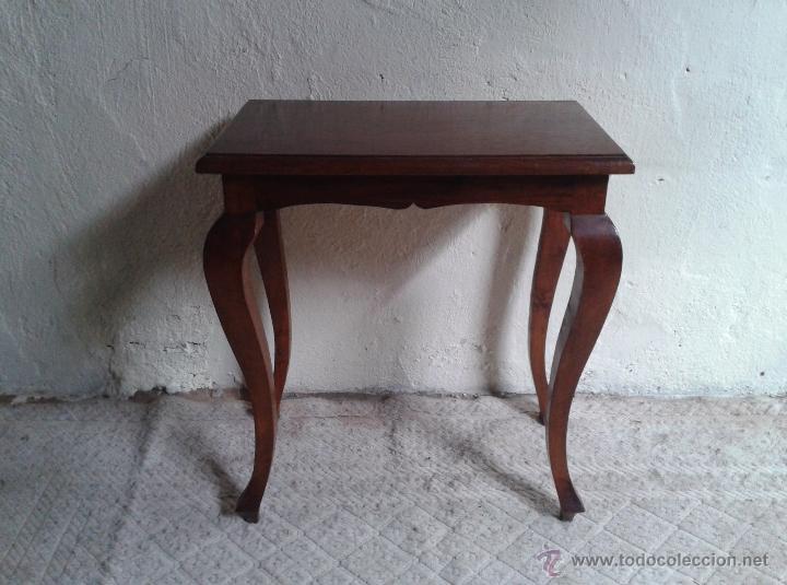 mueble auxiliar antiguo retro vintage mesa auxi - Comprar Muebles ...