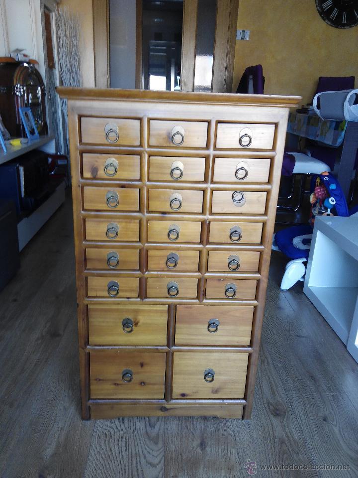 Mueble cajonera vendido en venta directa 71723283 for Muebles vintage segunda mano