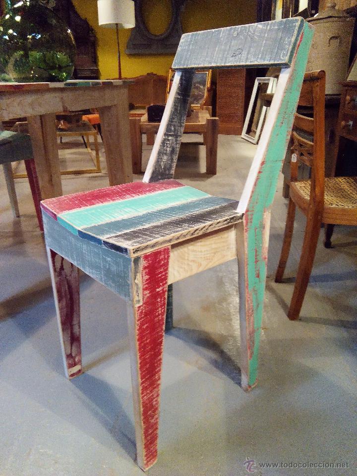 Asombroso Muebles De La Silla De Color Elaboracin Muebles Para